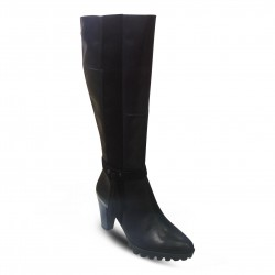 Botte talon Noir TAMARIS