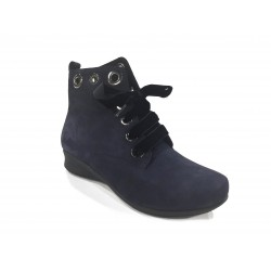 Boots lacets Marine ROBBIE HIRICA