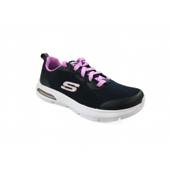 DYNA AIR JUMP Bleu SKECHERS
