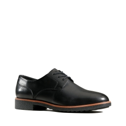 Derby GRIFFIN LANE Noir CLARKS