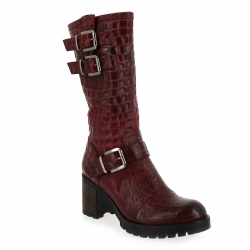 Botte SIDIKA Bordeaux MINKA DESIGN