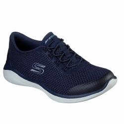 ENVY GOOD THINKING Navy SKECHERS