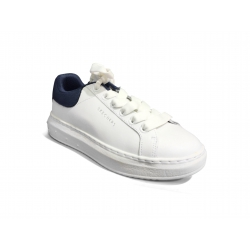Basket High Street EXTREMLY SOLE Blanc SKECHERS