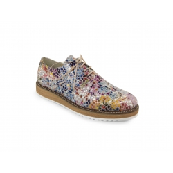 Derby Plat Iris Multicolore FOLIE'S