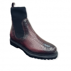 Boots EVELYN SCALE Bordeaux...