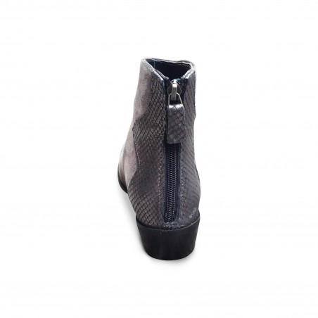 Boots BOMBAY Gris REQINS