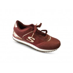 Basket SUNLITE Revival Bordeaux SKECHERS