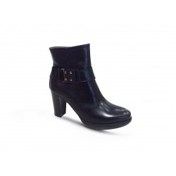Bottines talon NEROGIARDINI